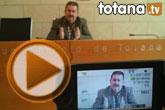 Rueda de prensa PSOE Totana. Valoración Pleno marzo 2015