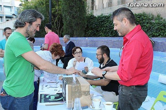 Pedro José Romero encabezará la candidatura de unidad popular Totana Puede, Foto 1