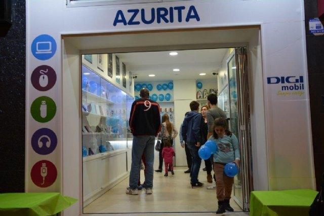 Azurita System abre una nueva tienda en Puerto de Mazarrón, Foto 1