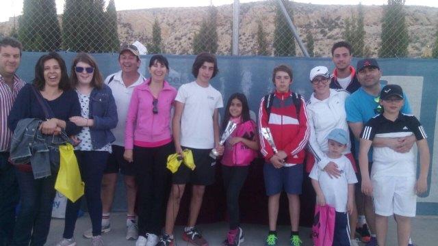 Finaliza el I Open de Tenis 9 horas infantil organizado por la Escuela de Tenis Kuore, Foto 1