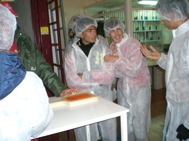 Los alumnos del aula ocupacional de Totana participan en diferentes actividades complementarias durante el segundo trimestre del curso escolar, Foto 1