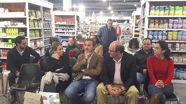 La tienda Bioshop de COATO recibe la autorizacion para el uso de la marca Consuma Naturalidad + de la Fundacion Felix Rodriguez de la Fuente, Foto 3