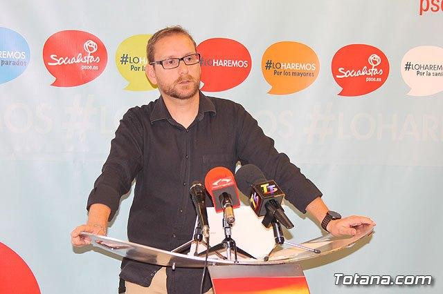 El programa de gobierno del Partido Socialista de Totana se presentará el próximo 17 de abril, Foto 1