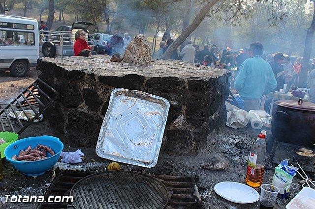Se podrá hacer fuego este domingo en las barbacoas habilitadas con motivo de la romería de 08:00 a 22:00 horas, Foto 1