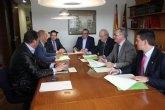 Hacienda renueva cinco convenios en materia tributaria con ayuntamientos de la Regi�n