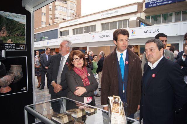 Totana presenta el Yacimiento Argárico de La Bastida en la I Muestra de Turismo Costa Cálida-Región de Murcia, Foto 1
