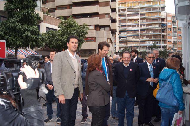 Totana presenta el Yacimiento Argárico de La Bastida en la I Muestra de Turismo Costa Cálida-Región de Murcia, Foto 2