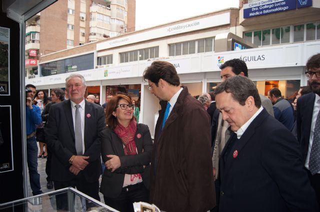 Totana presenta el Yacimiento Argárico de La Bastida en la I Muestra de Turismo Costa Cálida-Región de Murcia, Foto 3