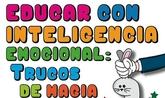 La charla Trucos de magia: Educar con inteligencia emocional en la adolescencia tendrá lugar mañana martes