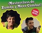 MOVE organiza una Master class Zumba y Move Combat que tendrán lugar el próximo domingo