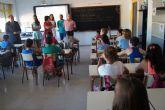 Educación abre hoy el plazo de admisión de alumnos para el curso 2015/16 en los centros de Infantil, Primaria, Secundaria y Bachillerato