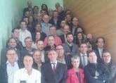 Representantes de la D.O.P. Pimentón de Murcia en el Congreso Nacional de Denominaciones de Origen