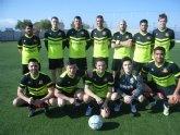 Comienza la Copa de Fútbol Aficionado Juega Limpio, organizada por la Concejalía de Deportes