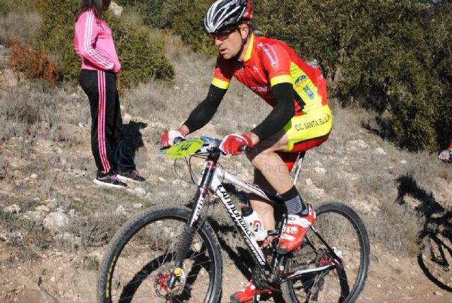 The CC Santa Eulalia was present in several tests the last weekend - 4