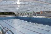 El alcalde asegura que la piscina municipal cubierta abrirá cuando los informes garanticen la seguridad de sus usuarios