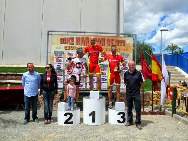 A podium at Albacete and 3 in Totana Bike Marathon is the balance of the weekend for Santa Eulalia CC - 3