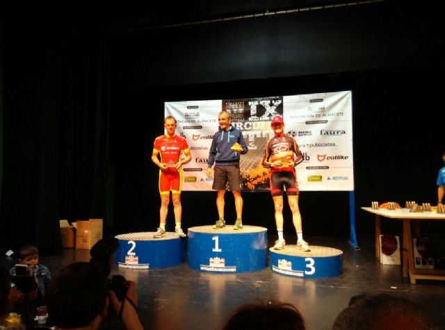 A podium at Albacete and 3 in Totana Bike Marathon is the balance of the weekend for Santa Eulalia CC - 4