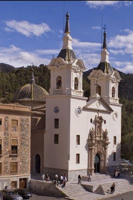 La Delegación de Lourdes de Totana informa que se va hacer una peregrinación al santuario de la Fuensanta, Foto 1