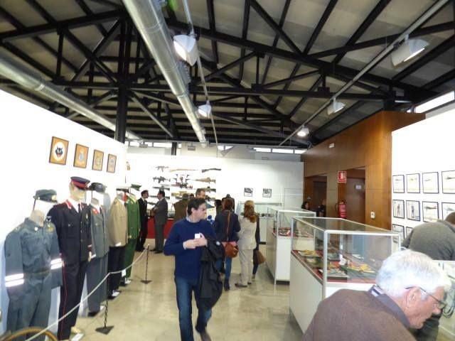 El Museo de la Policía Local de Totana participa en la III Exposición de Modelismo Militar de Torrevieja, Foto 1