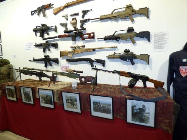 El Museo de la Policía Local de Totana participa en la III Exposición de Modelismo Militar de Torrevieja, Foto 3