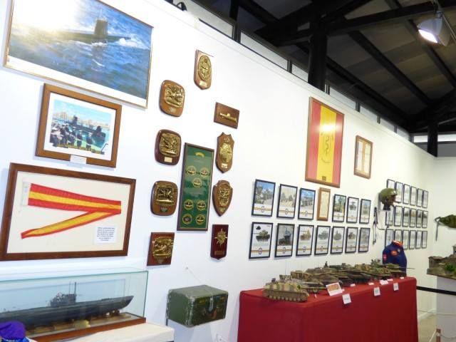El Museo de la Policía Local de Totana participa en la III Exposición de Modelismo Militar de Torrevieja, Foto 6