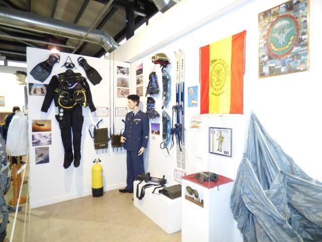 El Museo de la Policía Local de Totana participa en la III Exposición de Modelismo Militar de Torrevieja, Foto 8