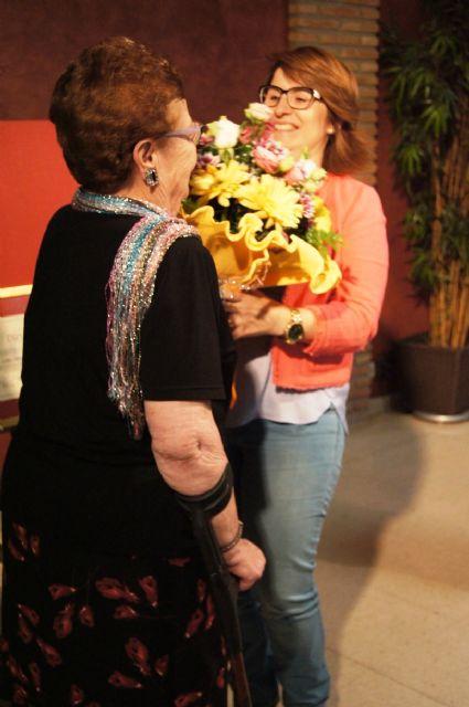 Salus Infirmorum nombra Voluntaria de Honor de esta asociación a la Alcaldesa, Foto 4