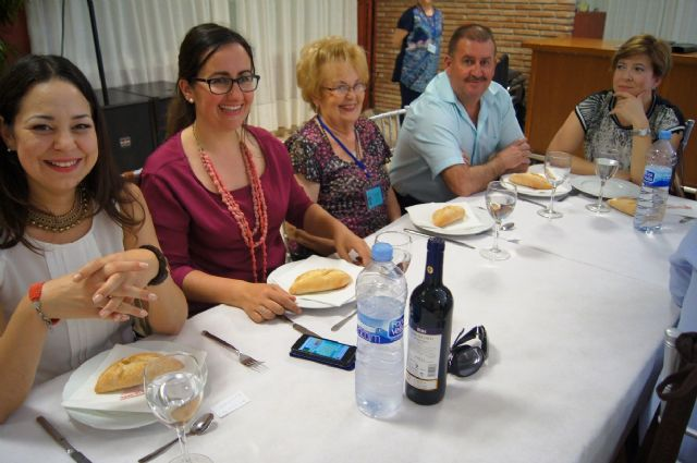 Salus Infirmorum nombra Voluntaria de Honor de esta asociación a la Alcaldesa, Foto 7