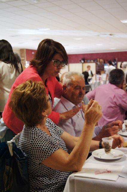 Salus Infirmorum nombra Voluntaria de Honor de esta asociación a la Alcaldesa, Foto 8