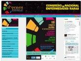 Ya está abierto el plazo para el envío de comunicaciones al VIII Congreso Nacional de Enfermedades Raras