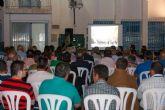 Más 350 agricultores de Totana conocen de primera mano las novedades que introduce el Decreto de Sequía