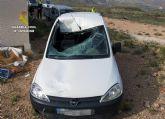 La Guardia Civil detiene a una persona por el atropello de una mujer en Totana que resultó fallecida