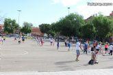 Más de 400 alumnos de 5° de Educación Primaria de todos los colegios de Totana participan en la Jornada de Juegos Populares - 2