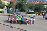 Más de 400 alumnos de 5° de Educación Primaria de todos los colegios de Totana participan en la Jornada de Juegos Populares - 8