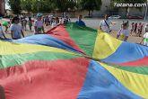 Más de 400 alumnos de 5° de Educación Primaria de todos los colegios de Totana participan en la Jornada de Juegos Populares - 13
