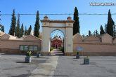 Se amplía la zona nueva del Cementerio Municipal Nuestra Señora del Carmen con la construcción de 32 nuevas fosas - 1
