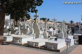 Se amplía la zona nueva del Cementerio Municipal Nuestra Señora del Carmen con la construcción de 32 nuevas fosas - 2