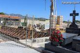Se amplía la zona nueva del Cementerio Municipal Nuestra Señora del Carmen con la construcción de 32 nuevas fosas - 4