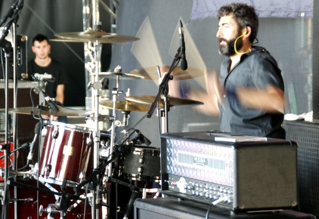 El grupo totanero Discordia actuó en el XX Festival Viña Rock, Foto 2