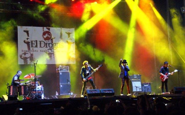 El grupo totanero Discordia actuó en el XX Festival Viña Rock, Foto 6