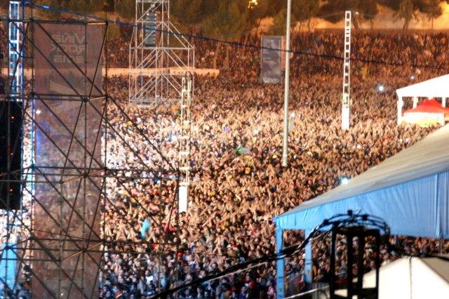 El grupo totanero Discordia actuó en el XX Festival Viña Rock, Foto 9