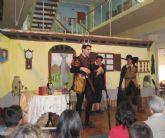 El CIME acoge las jornadas de teatro infantil, juvenil y adultos