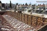 Se amplía la zona nueva del Cementerio Municipal Nuestra Señora del Carmen con la construcción de 32 nuevas fosas