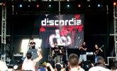 El grupo totanero Discordia actuó en el XX Festival Viña Rock