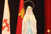 La Delegación de Lourdes de Totana realizará un rosario por las calles de Totana todos los viernes del mes de mayo