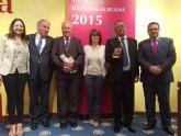 """Autoridades municipales asisten a los """"Premios Mercurio"""""""
