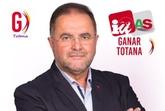 Juan José Cánovas: El voto útil, garantía del Cambio, es GANAR TOTANA con IZQUIERDA UNIDA