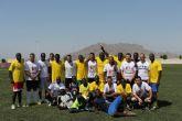 Juventud convoca el VIII encuentro intercultural de fútbol Villa de Mazarrón