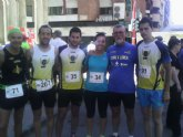 Atletas del Club de Atletismo de Totana participaron un año más en la carrera popular Corre x Lorca