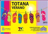 Los interesados ya pueden formalizar su inscripción en cualquiera de las actividades programadas dentro del programa juvenil Totana Verano´2015